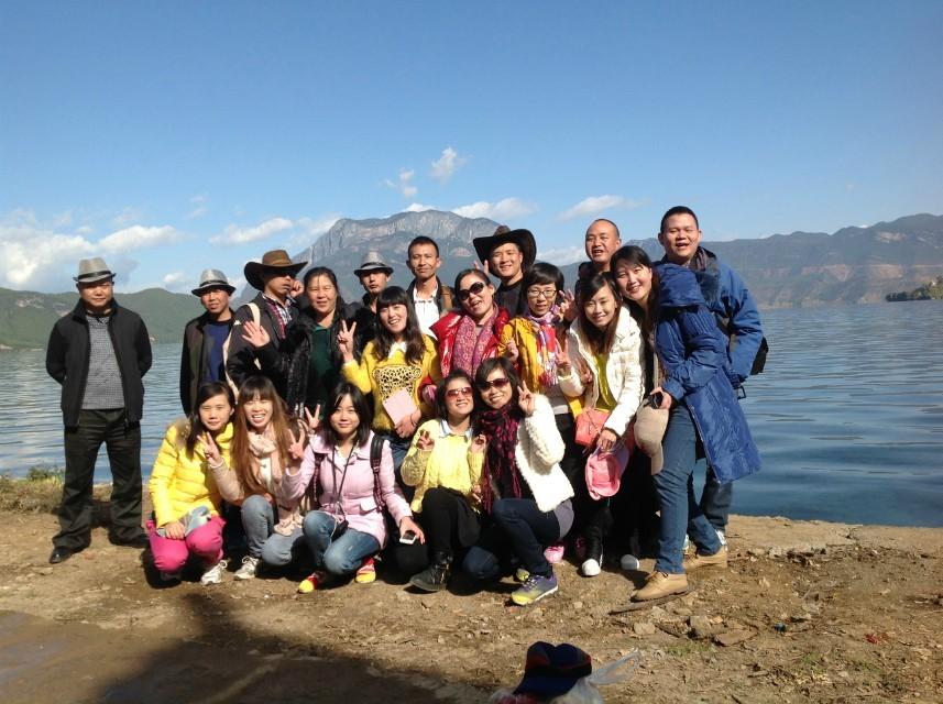 公司2013年年度旅游——西昌之行